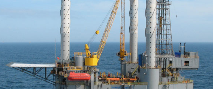 Offshore Rig Inspection